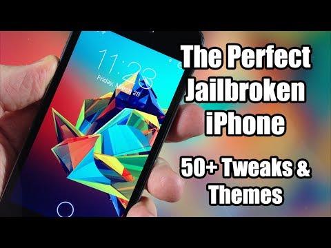 Top 50 Best Cydia Tweaks 2014 - What's on My iPhone? Jailbreak Edition