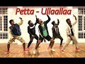 Petta | Ullaallaa video | Superstar Rajinikanth | Karthik Subbaraj | Anirudh | 21 Dance studio mp3
