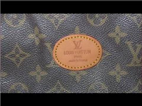 Identifying Designer Handbags : How to Identify an Authentic Louis Vuitton Vintage