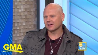 'GMA' Hot List: Nik Wallenda says he's going to ''walk above Times Square'