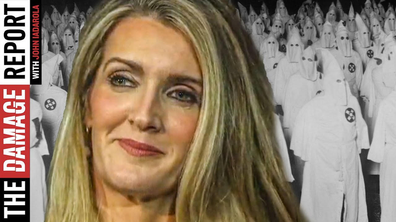 Kelly Loeffler Ties To KKK Exposed On Fox News!