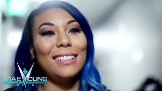 Mia Yim divulges her brutal history with Allysin Kay: Exclusive, Sept. 19, 2018