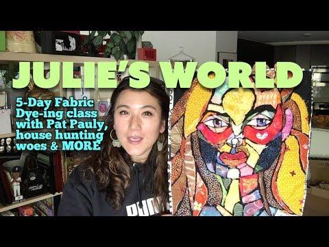 Julie's World Vlog: May 7 - 13, 2018