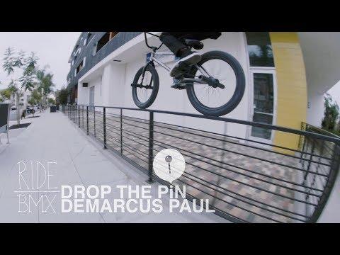 DROP THE PIN: DEMARCUS PAUL