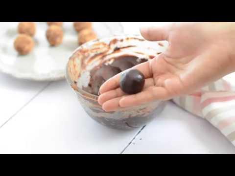 Baileys Chocolate Truffles Recipe