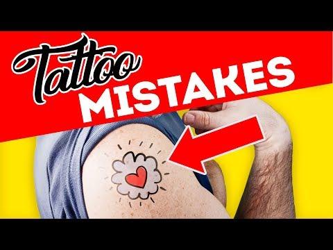 7 STUPID Tattoo Mistakes Men Make | STOP Getting DUMB Tattoos