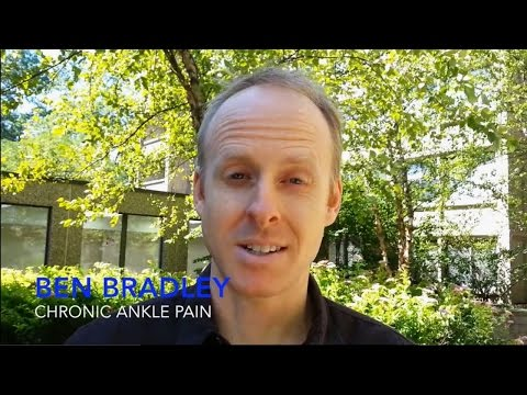 Bruised Bone Treatment - Chronic Ankle Pain Relief With The FIRSTtx
