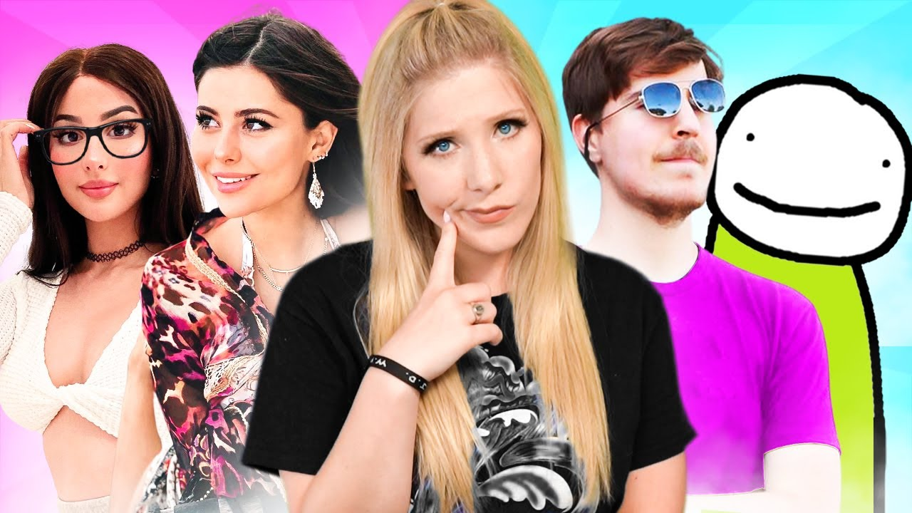Boys vs Girls Guess YouTubers Using ONLY Their Voice! - Challenge