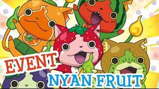 Yo Kai Watch Qr Codes Des Nyans Pierres Précieuses Jewels Nyans