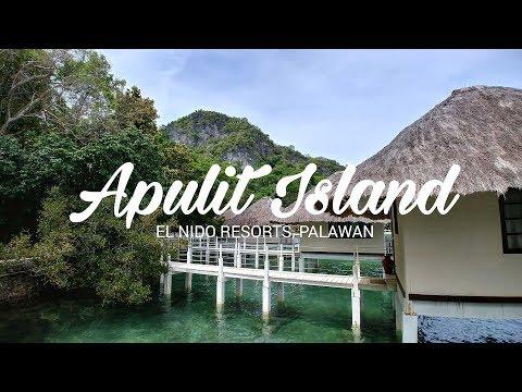 El Nido Resorts - Apulit Island