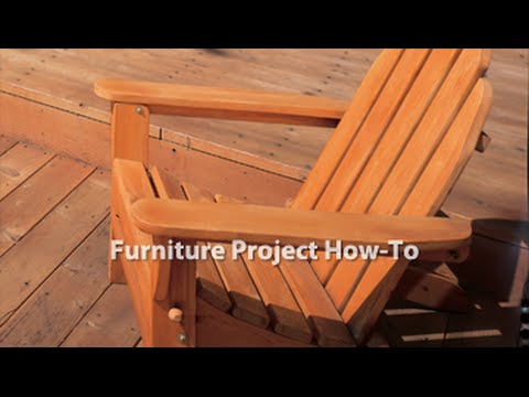 How-To: Stain Wood Furniture