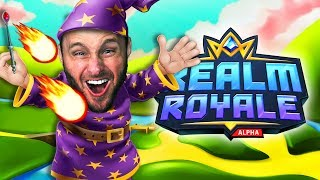 MAGE IS BROKEN AND OP! Realm Royale
