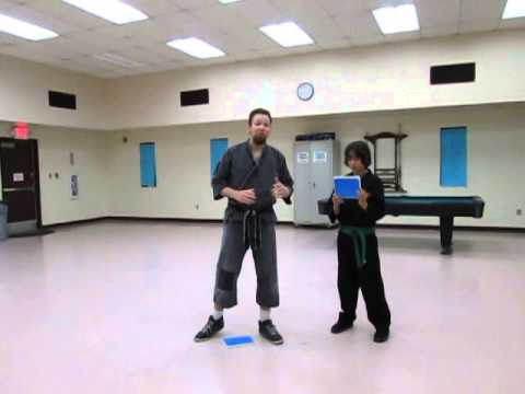 Karate Sparring Tip: How to learn Control