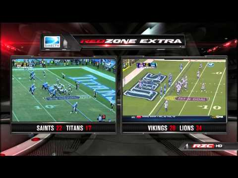DIRECTV Red Zone/Sunday Ticket Max promo (LONG) :90