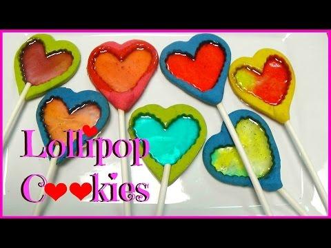 Lollipop Cookies - COOKIES LOLLIPOP