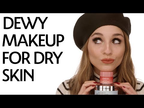 Get Ready With Me: Dewy Makeup for Dry Skin | Sephora