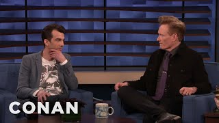 Jay Baruchel & Conan Abhor The Sun - CONAN on TBS