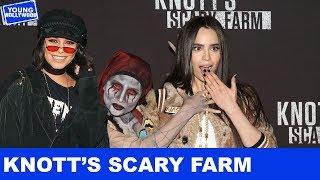 Vanessa Hudgens & More: Go-To Horror Films!
