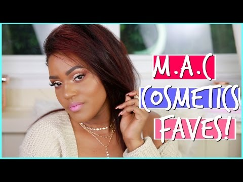 M.A.C Cosmetics MUST HAVES! - BROWN SKIN & Beginner Friendly