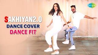 Sakhiyan2.0   Dance Cover   Dancefit Live   Akshay Kumar   Vaani Kapoor   BellBottom