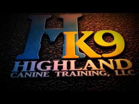 Police K9 Sales and Training at Highland Canine Training, LLC