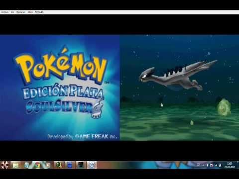 Como poner Action replay de eventos en pokemon Soul Silver