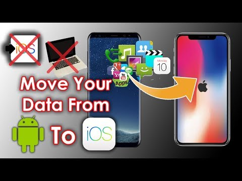 How To Move Data From Android To iPhone Any Time After iPhone Setup