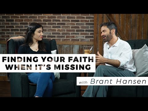 How to Find True Faith When You Feel Like a Spiritual Misfit | Coffee Talk with Brant Hansen