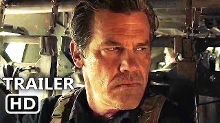 SICARIO 2 Trailer # 2 (2018) Benicio Del Toro, Josh Brolin, Soldado Movie HD