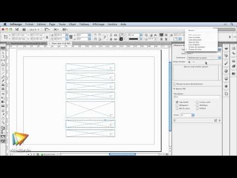 Adobe InDesign CS6 : Formulaires PDF