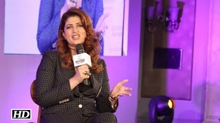 SEX is important, says Twinkle Khanna