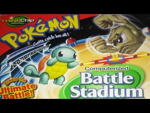 ThinkChip Pokémon Battle Stadium - Board Game Review - Tamashii Hiroka