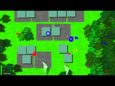 C++/SFML - Shooter game test