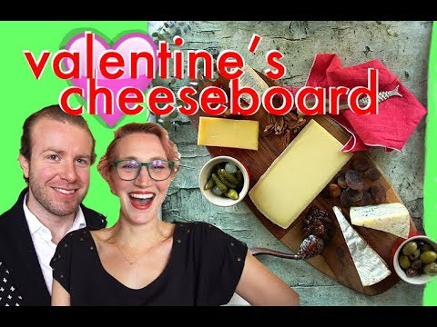 Cheese Board! How I Do Valentine's Day In Style