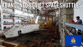 010 Abandoned Soviet Space Shuttles