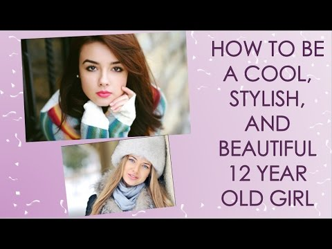 How to Be a Cool, Stylish, and Beautiful 12 Year Old Girl | 17 WEIRD FASHION LIFE HACKS EVERY GIRL