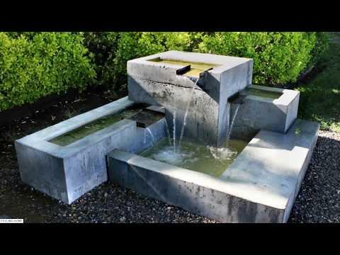 ☑️ Amazing 50+ Water Garden and Backyard Ideas 2018 - Fountain Waterfalls Small Lake Design Ideas