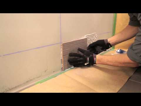 RONA - How to Install Wall Tiles