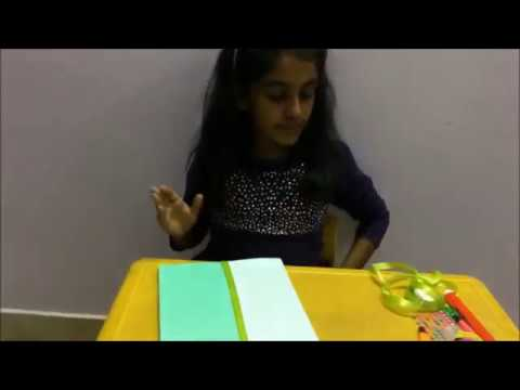 DIY how to make a beautiful folder: HelloKids365