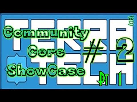 TerraTech - A Community Core ShowCase - #2 - Pt 1 - Let's Play