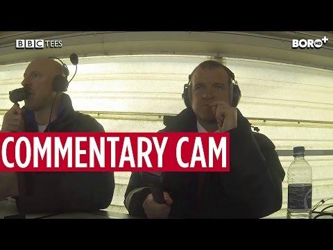 COMMENTARY CAM | Mark & Maddo - Sheffield Wednesday