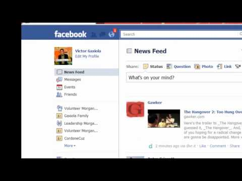 How to Use Facebook Friend Lists for Chat and Events-Part Five