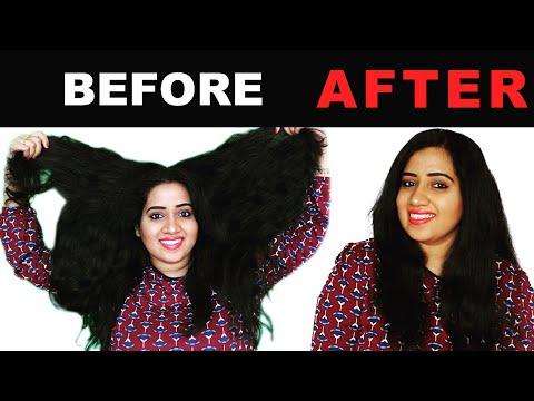 बालो को  स्ट्राइटेन कैसे करे   How To: Straighten Your Hair Perfectly With A Hair Straightener