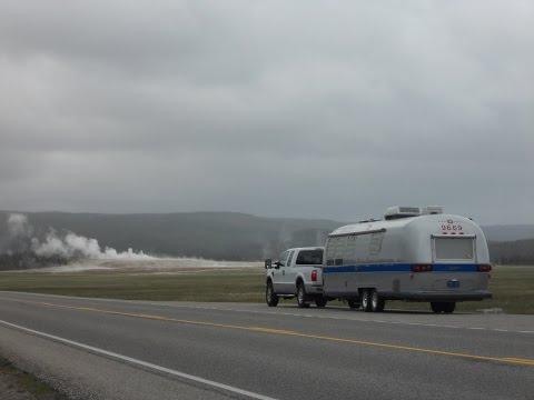 2012 Yellowstone Airstream Vacation #2