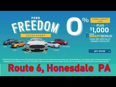WCF FORD FREEDOM SALES EVENT AUGUST F150 GENERIC
