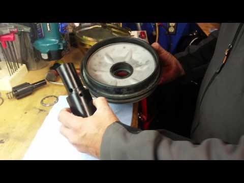 GM power brake booster rebuild