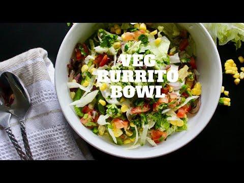 DIY Chipotle Burrito Bowl (veg) in Instant Pot Episode-2
