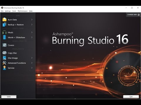 Cara Burning File Dengan Ashampoo Burning Studio 16