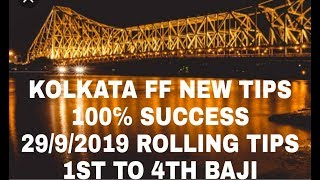 Kolkata ff tips gurenty