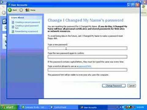 How to Change Your Windows Login Password